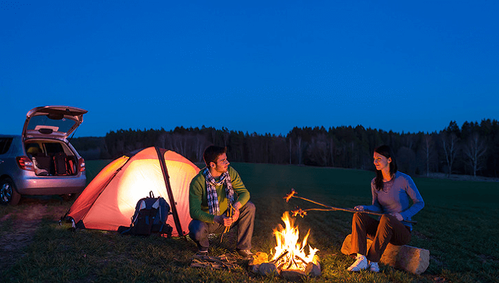 Go Camping! : It's Time to Go Outside