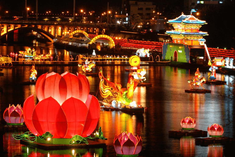 Have You Ever Visited Here? : The Representative Festivals in Korea