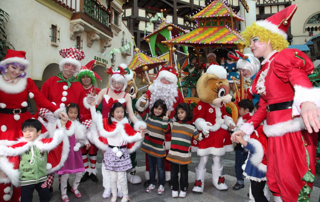 Christmas In Korea.How To Have A Wonderful Christmas In Korea Kimchee
