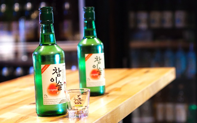 Top 5 flavoured soju you should try | Kimchee Guesthouse and hostel