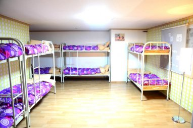 10 Bed Mixed Dormitory