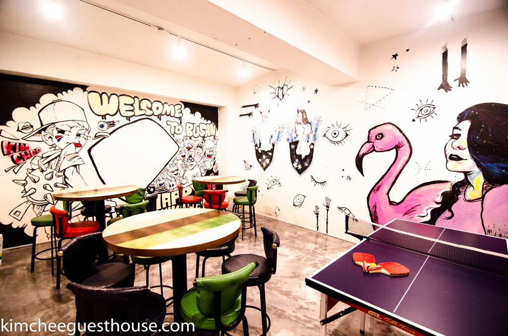 Guesthouses in Busan
