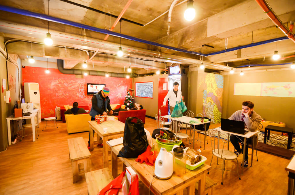 sinchon-guesthouse